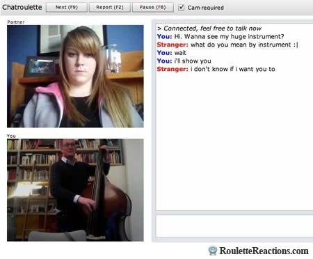 It's not what you think-24 Hilarious Chatroulette Chats That Will Make You Laugh Out Loud