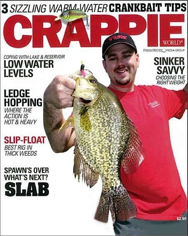 Crappie-World's Most Bizarre Magazines