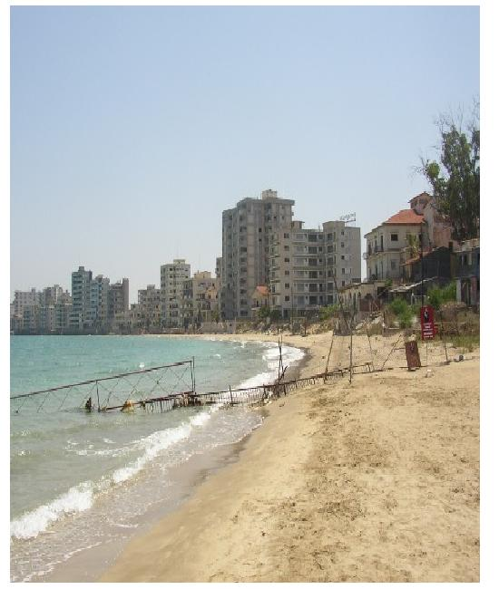 Varosha-Most Abandoned Places In The World