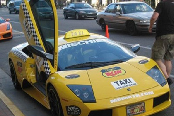 Faster Than The Speed Of Light-Most Awesome Taxis