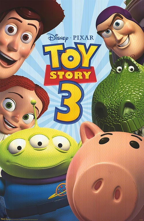 Toy Story 3-Highest Revenue Generating Movies Ever