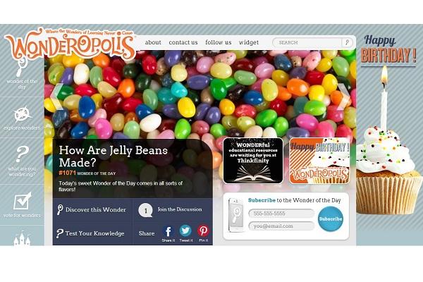Wonderopolis.org-Best Educational Websites For Kids
