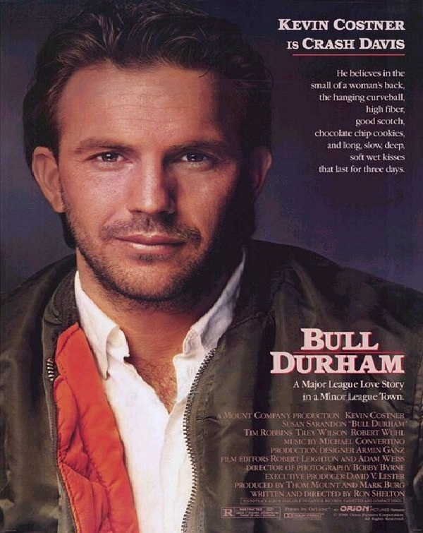 Bull Durham-Best Sports Related Movies