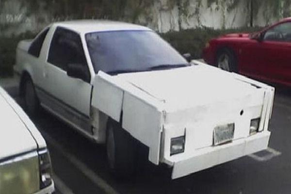 Too square?-Car Modification Fails