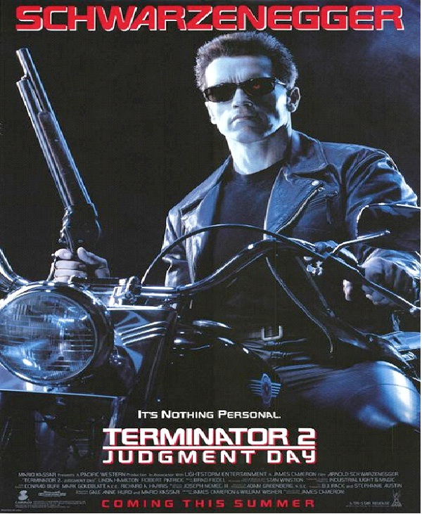 Terminator 2: Judgement Day-Best Action Movies Of All Time