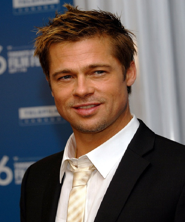 Brad Pitt-Celebrities With Surprising College Degrees