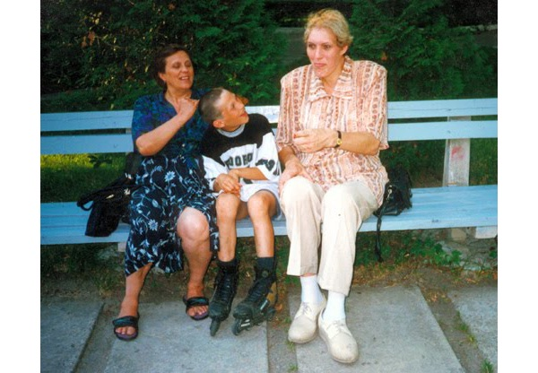 Tatiana Ovechkina Worlds Tallest Mom-12 World's Oddest Mothers Ever