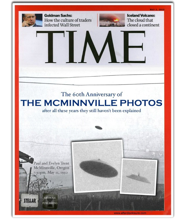 McMinnville Incident-Strange And Plausible UFO Sightings