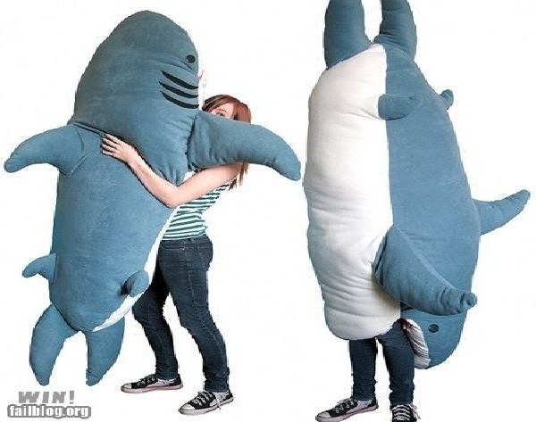 Shark-Amazing Bed Pillows