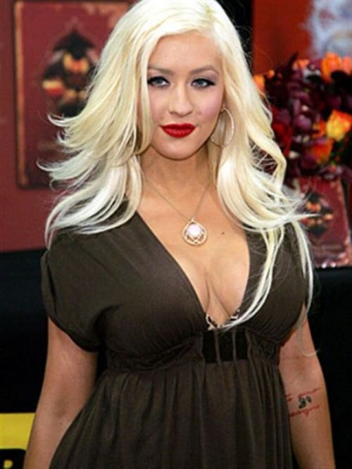 Christina Aguilera-Celebs Who Support Environmental Causes