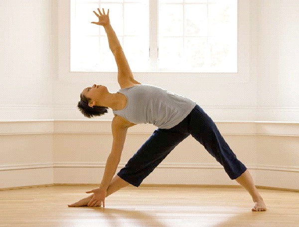 Yoga-Simple Ways To Slow Down Aging