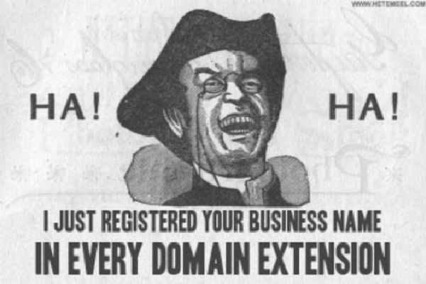 Domain Names-Most Pirated Things In The World