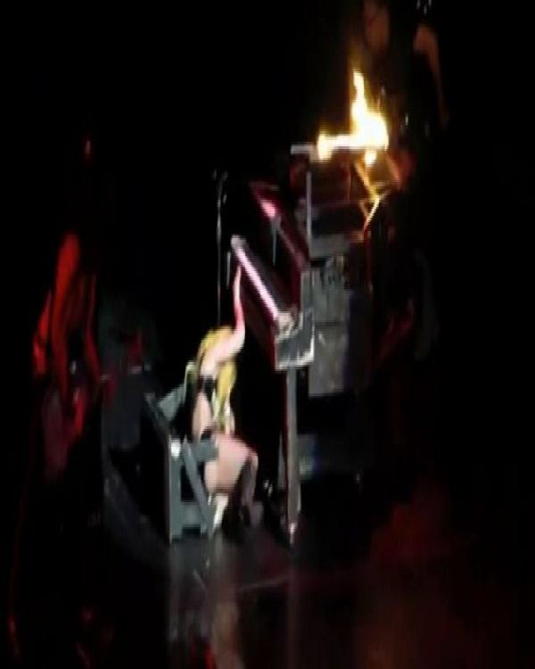 Lady Gaga-Hilarious Concert Fails Ever