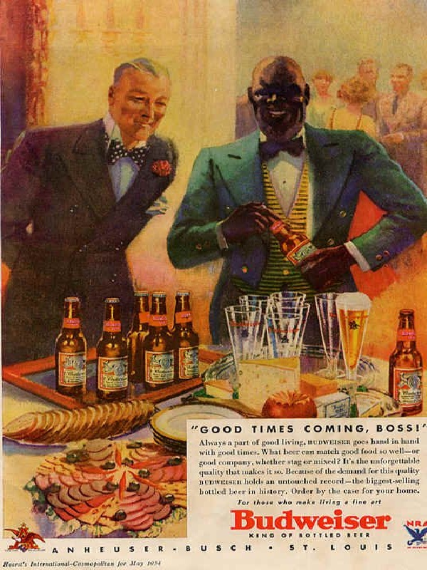 The Servant Again-Most Racist Vintage Ads