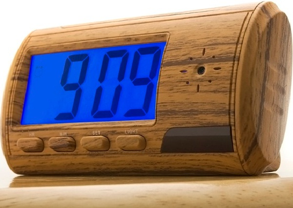 Watch Out For The Clock-Coolest Spy Gadgets You Can Buy