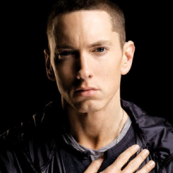 Eminem-Celebrities With Highest Fan Following