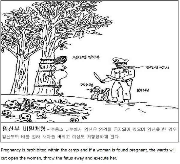 Murder-Life In North Korean Prison Camps