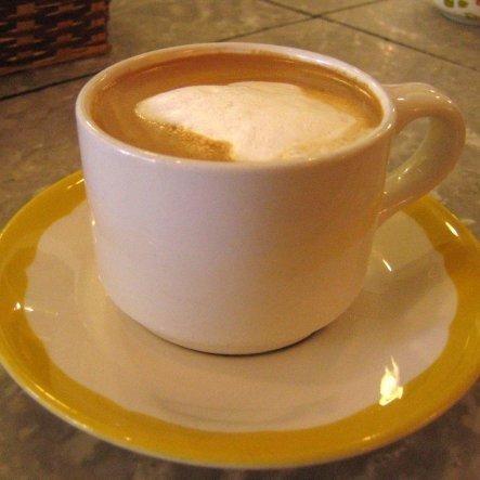 Cafe Au Lait-Starbucks Secret Menu Items You Didn't Know
