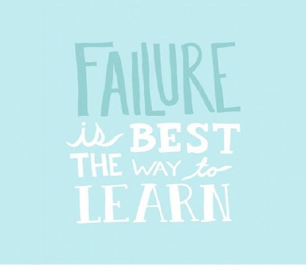 Don't Fear Failure-Best Ways To Boost Creativity