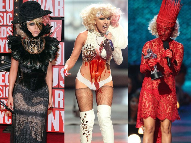 We Could Not Resist-Disgusting VMA Photos Ever