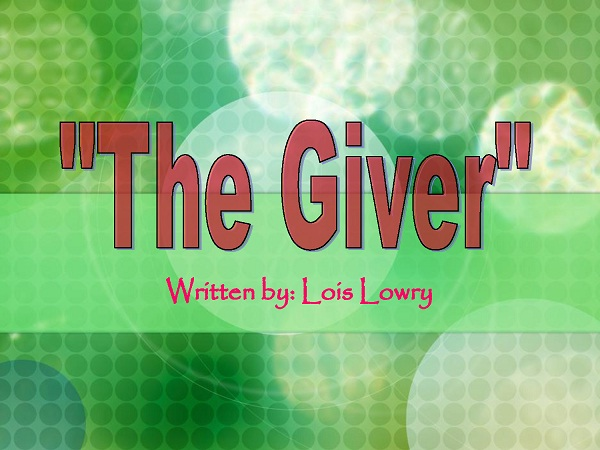 The giver-Types Of Personalities People Have