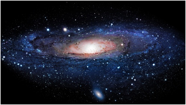 100+ Billion Galaxies-Amazing Facts About Space You Didn't Know