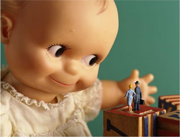 Innocence?-Creepiest Toys