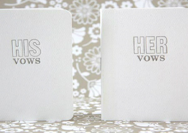 Write Vows-Marriage Checklist