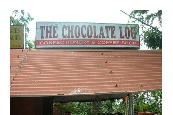 The Chocolate Log-Worse Restaurant Names Ever