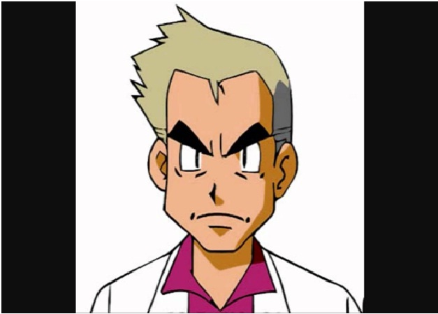Professors Named After Trees- Professor Oak-15 Mind Blowing Facts About Pokémon