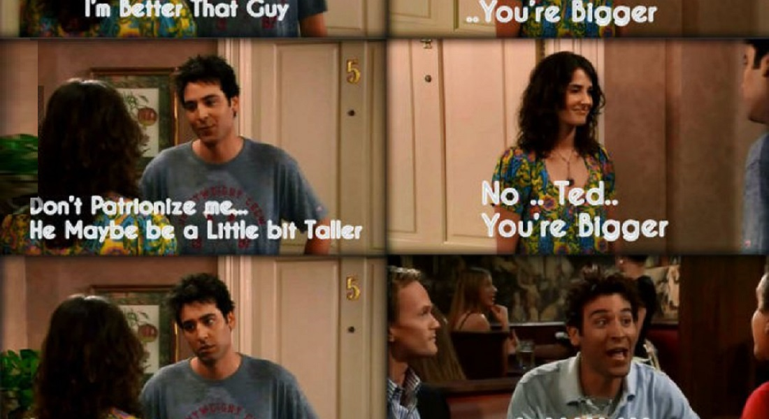12 Best How I Met Your Mother Memes
