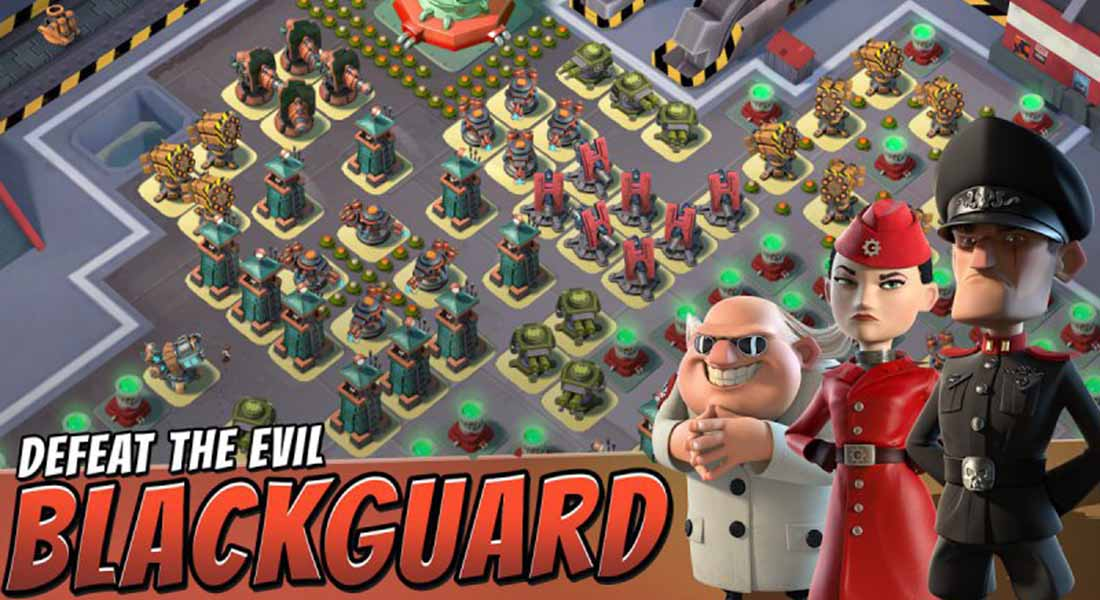 12 Best War Strategy Games For IOS And Android