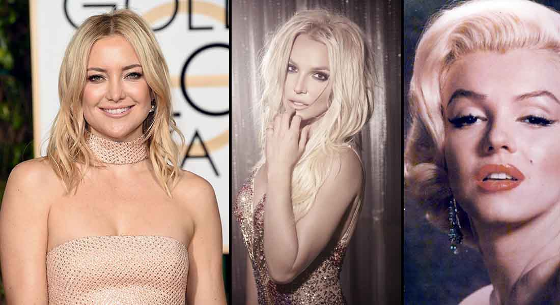 12 Famous Blondes In Hollywood
