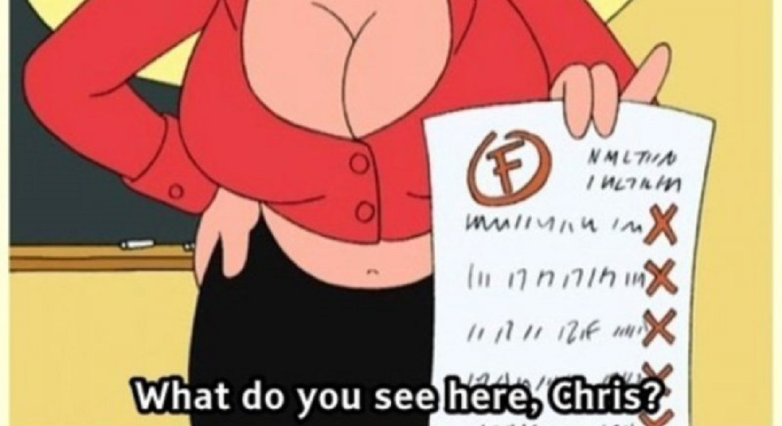 12 Funniest Family Guy Memes