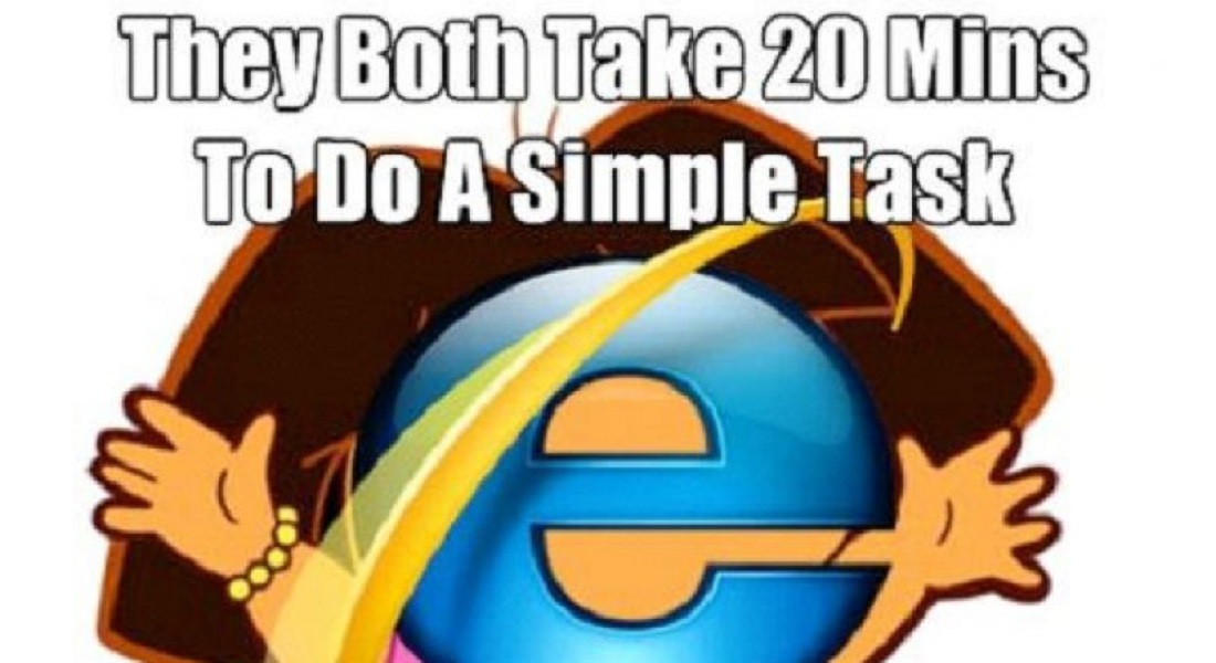 12 Funniest Internet Explorer Memes Ever