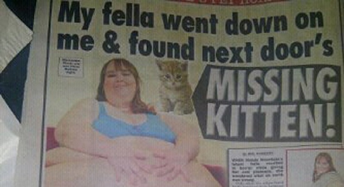 12 Funniest Newspaper Headlines Ever Written