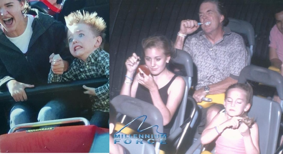 12 Funniest Rollercoaster Pictures