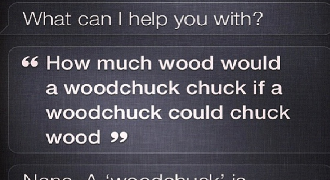 12 Funny Conversations You Can Have With Siri
