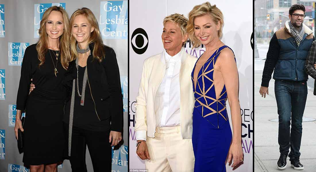 12 Gay Celebrities Who Married Same Sex Partners