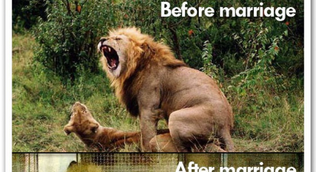 12 Hilarious Before And After Marriage Pictures