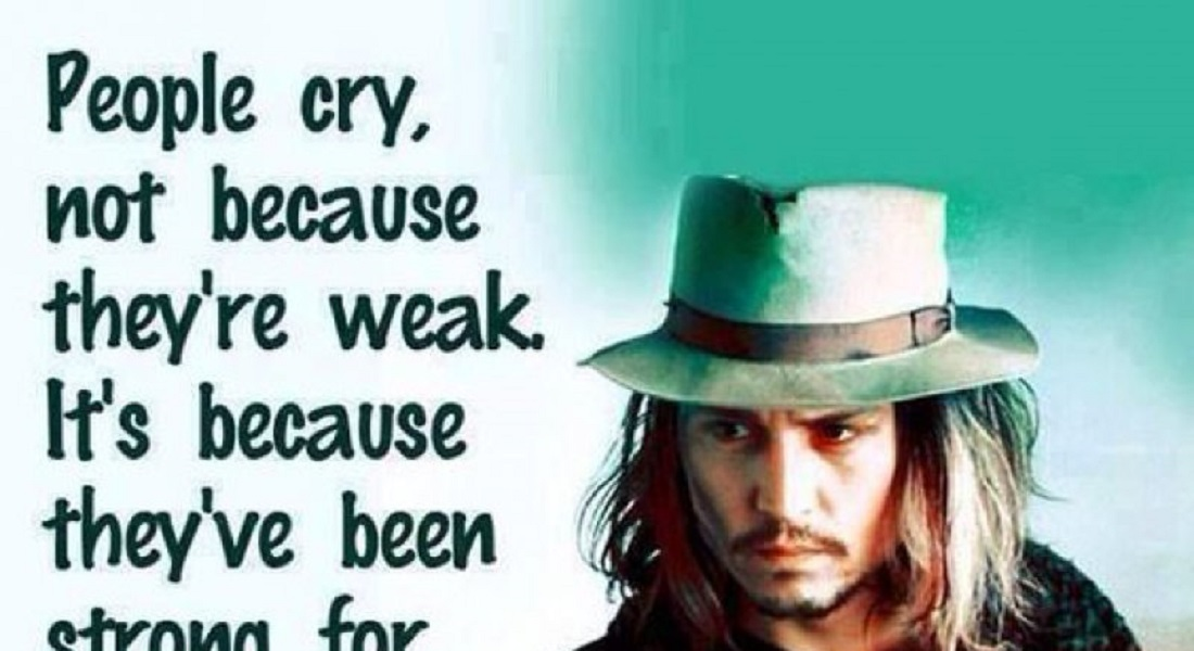 12 Inspirational Johnny Depp Quotes