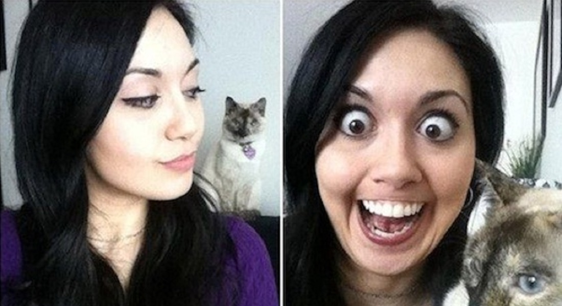 12 Photos That Show Pretty Girls Making Ugly Faces