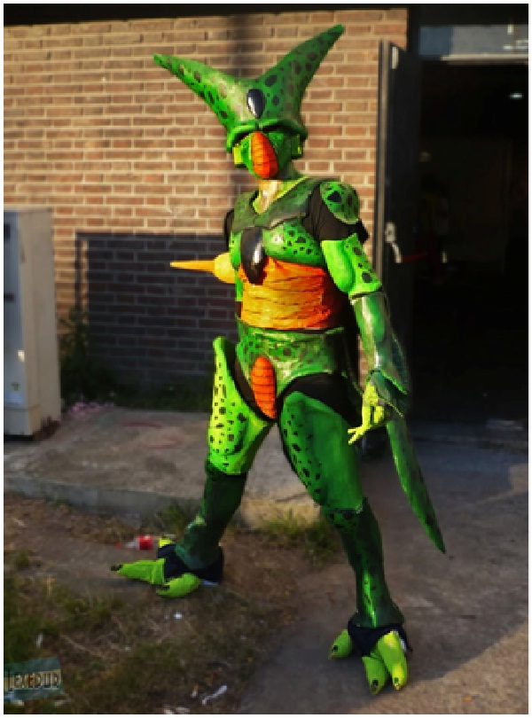 Cell-Dragon Ball Z Cosplay