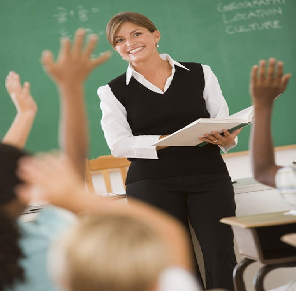 Teacher-World's Greatest Jobs