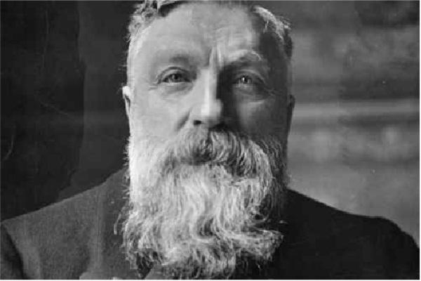 Auguste Rodin-Famous Scorpios