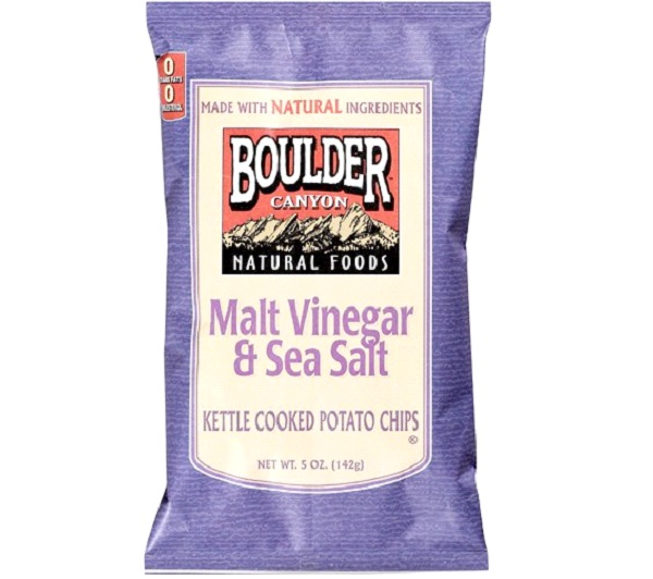 Boulder Canyon Potato Chips-Best Chips In The World
