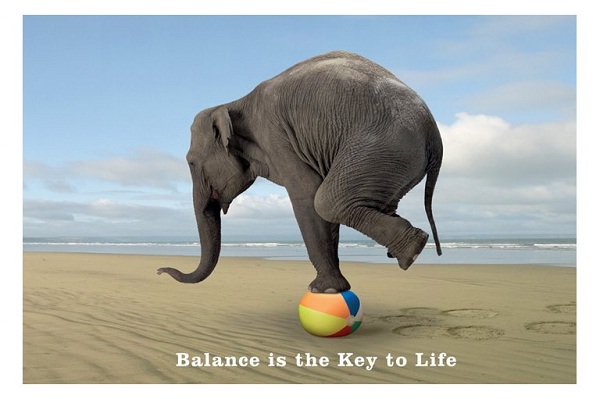 Balance-Health Benefits Of Yoga