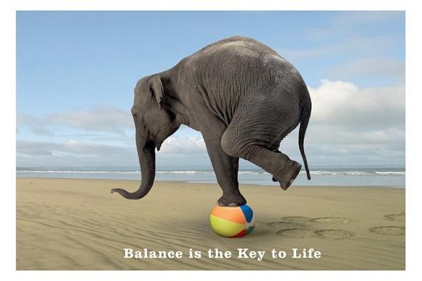 Balance-Health Benefits Of Yoga