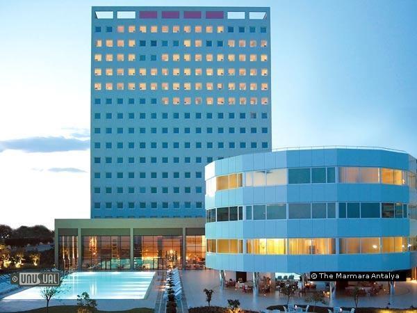 Marmara Antalya-Most Amazing Hotels Around The World