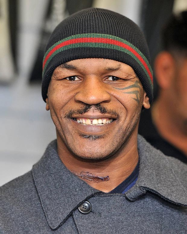 Mike Tyson-Famous Celebs Who Went To Rehabilitation